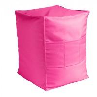 St. Tropez Poef Pink